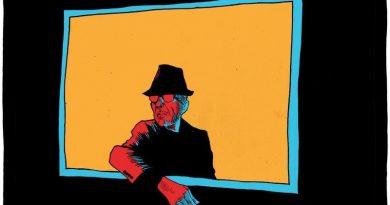 Çizgi hikaye: Leonard Cohen'in kariyerinin son yılları