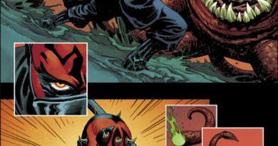"""Marvel'ın """"Darth Maul"""" serisinin ilk kitabı 1 Şubat'ta geliyor"""