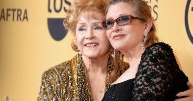 HBO'nun Carrie Fisher ve Debbie Reynolds'ı konu eden belgeselinden fragman