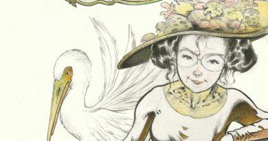 """John Layman ve Sam Kieth'ten yeni bir çizgi roman: """"Eleanor and the Egret"""""""