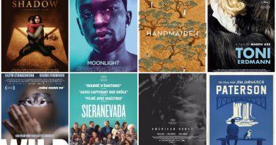 2016'nın en iyi 50 filmi
