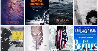 2016'nın en iyi 20 belgeseli