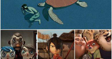 2016'nın en iyi 10 animasyon filmi