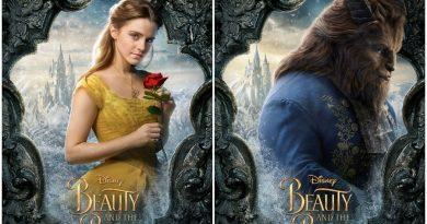 """""""Beauty and The Beast"""" filminden karakter posterleri yayınlandı"""