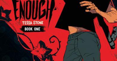 """Tessa Stone'un korku – komedi serisi """"Not Drunk Enough"""", Oni Press tarafından basılıyor"""