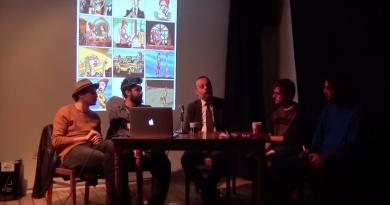 M.K. Perker'in konuk olduğu Çizer Konuşmaları, kaçıranlar için Youtube üzerinden yayınlandı