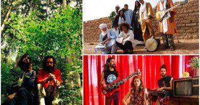 Tamikrest, TAU, Ester Rada ve dahası 24 Mart – 2 Nisan'da Sound Ports Festivali'nde