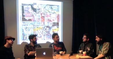 Ersin Karabulut'un konuk olduğu Bant Mag. Çizer Konuşmaları, Youtube'da yayında