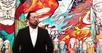 Takashi Murakami'nin seramik koleksiyonu ilk kez görücüye çıkıyor