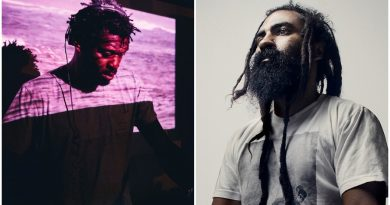 Massive Attack üyesi Daddy G'den Gonjasufi remiksi