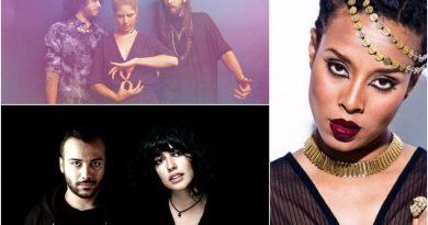 Buttering Trio, Ester Rada ve Rain Lab yarın akşam Salon İKSV'de