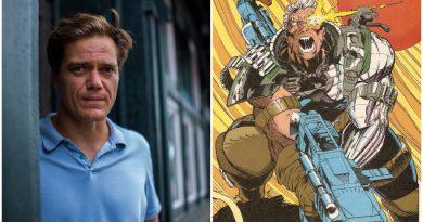 "Michael Shannon, ""Deadpool 2"" filminin Cable'ı için en kuvvetli aday"