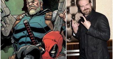 """İkinci """"Deadpool"""" filminin Cable karakteri için son aday: David Harbour"""