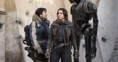 "Günün kısası: ""The Sound of Rogue One: A Star Wars Story"""