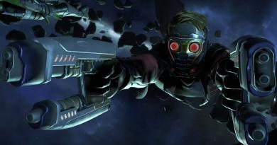 """Guardians of the Galaxy: The Telltale Series"" video oyunundan ilk fragman geldi"