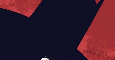 Batman ve Looney Tunes karakteri Elmer Fudd'ı karşı karşıya getiren çizgi roman yolda