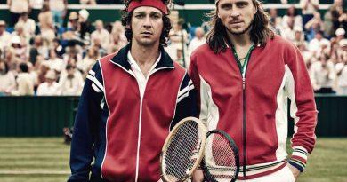"""Tenis tarihinin en büyük rekabetlerinden birini konu eden """"Borg/McEnroe""""dan fragman"""