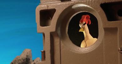 """Günün kısası: """"Time Chicken"""""""