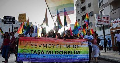 Bugün 17 Mayıs: Uluslararası Homofobi, Bifobi ve Transfobi Karşıtı Gün