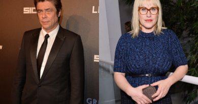 Benicio Del Toro ve Patricia Arquette'li bir mini dizi yolda