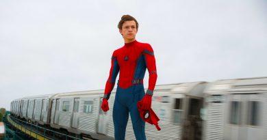 """Spider-Man: Homecoming"" filminden kısa bir sahne"
