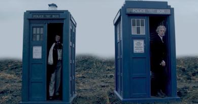"""""""Doctor Who""""nun noel özel bölümünden ilk görüntüler"""