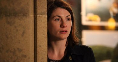 13. Doctor Who lie tanışın: Jodie Whittaker