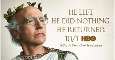 """""""Curb Your Enthusiasm""""in dokuzuncu sezonunun yayın tarihi belli oldu"""