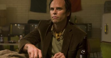 "Walton Goggins, ""Ant-Man and The Wasp"" kadrosunda"