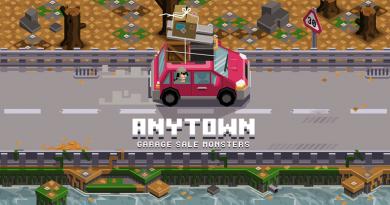 """Benzersiz bir şeffaflıkla hazırlanan yepyeni bir RPG oyunu: """"Anytown: Garage Sale Monsters"""""""