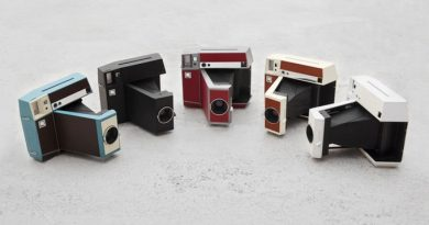 Lomo'Instant Square fotoğraf makinası ile tanışın