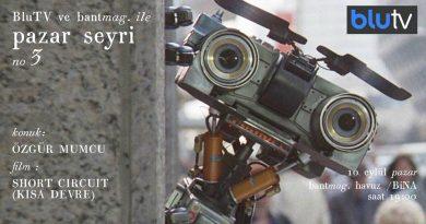 """BluTV ile """"Pazar Seyri"""", Özgür Mumcu ile, bu Pazar Bant Mag. Havuz'da"""
