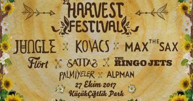 Bu cuma gerçekleşecek 2. Harvest Festival'a davetiye kazanma şansı burada!