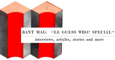 Bant Mag ve Le Guess Who? işbirliğiyle, özel İngilizce festival blogumuz yayında!