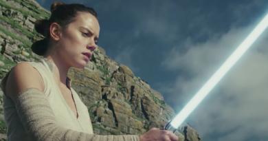 """Star Wars: The Last Jedi""dan bir fragman daha"