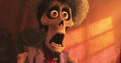 """Pixar animasyonu """"Coco""""dan yeni fragman"""