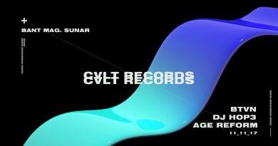 CVLT Records Gecesi, 11 Kasım'da Bant Mag. Havuz / Bina'da