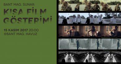 Bant Mag. Havuz'daki kısa film gösterimleri 15 Kasım'da devam ediyor