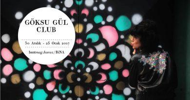 """3 Soru: Göksu Gül – """"Göksu Gül Club"""""""