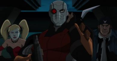 """Suicide Squad: Hell To Pay"" animasyonundan fragman"
