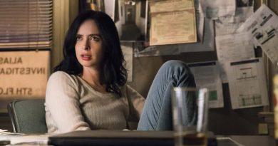 """İkinci """"Jessica Jones"""" sezonundan yeni fotoğraflar"""