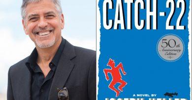 """George Clooney'den mini dizi: """"Catch-22"""""""