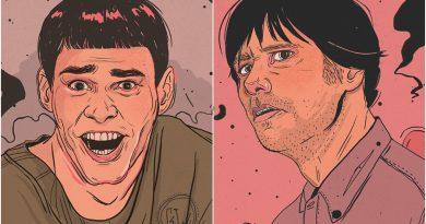 A Yüzü B Yüzü: Jim Carrey