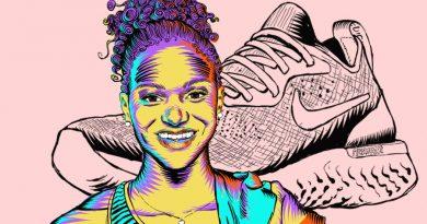 """Dina Asher-Smith: """"Şu sıralar gerçekten giymeyi en sevdiğim şey Nike React"""""""