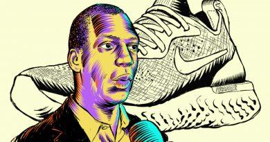 "Michael Johnson: ""İhtiyacım olan rahatlık Nike React'te var"""