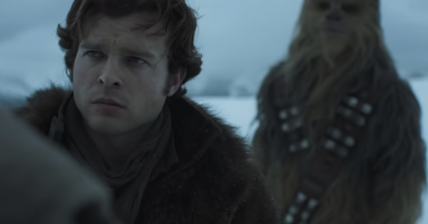 """Solo: A Star Wars Story""den yeni fragman"