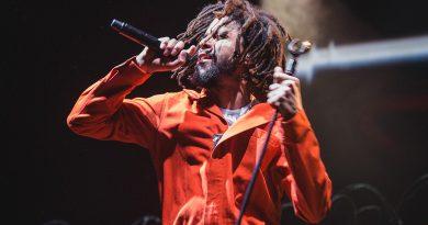 J. Cole'dan yeni bir Spotify rekoru