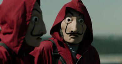 """La Casa De Papel""den üçüncü sezon müjdesi"