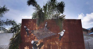 Doğal yaşamı sorgulayan aktivist sanat projesi: Splash & Burn