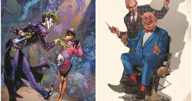DC Comics ve Looney Tunes kahramanları, dört kitaplık özel bir seriyle bir arada